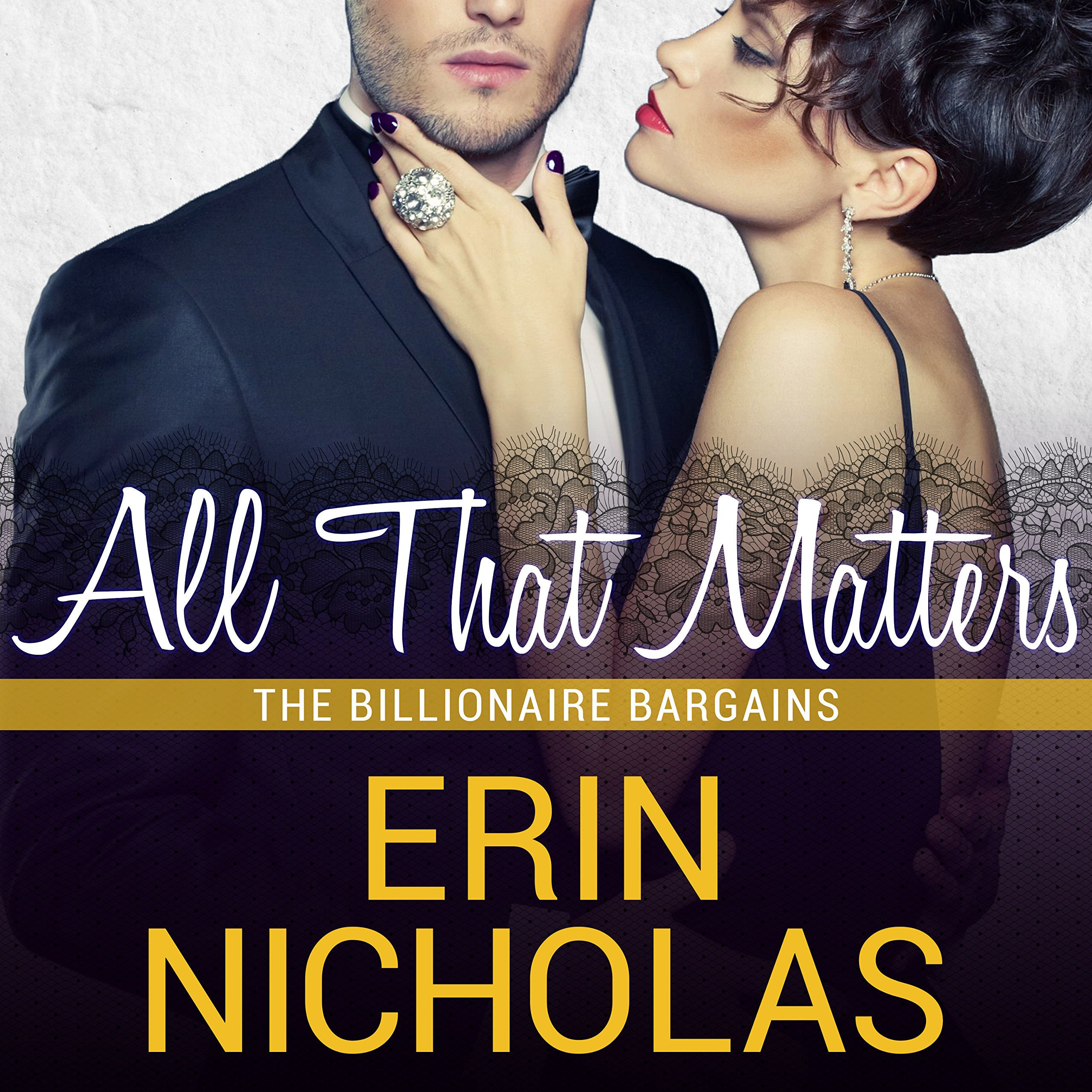 Printable All That Matters Audiobook Cover Art