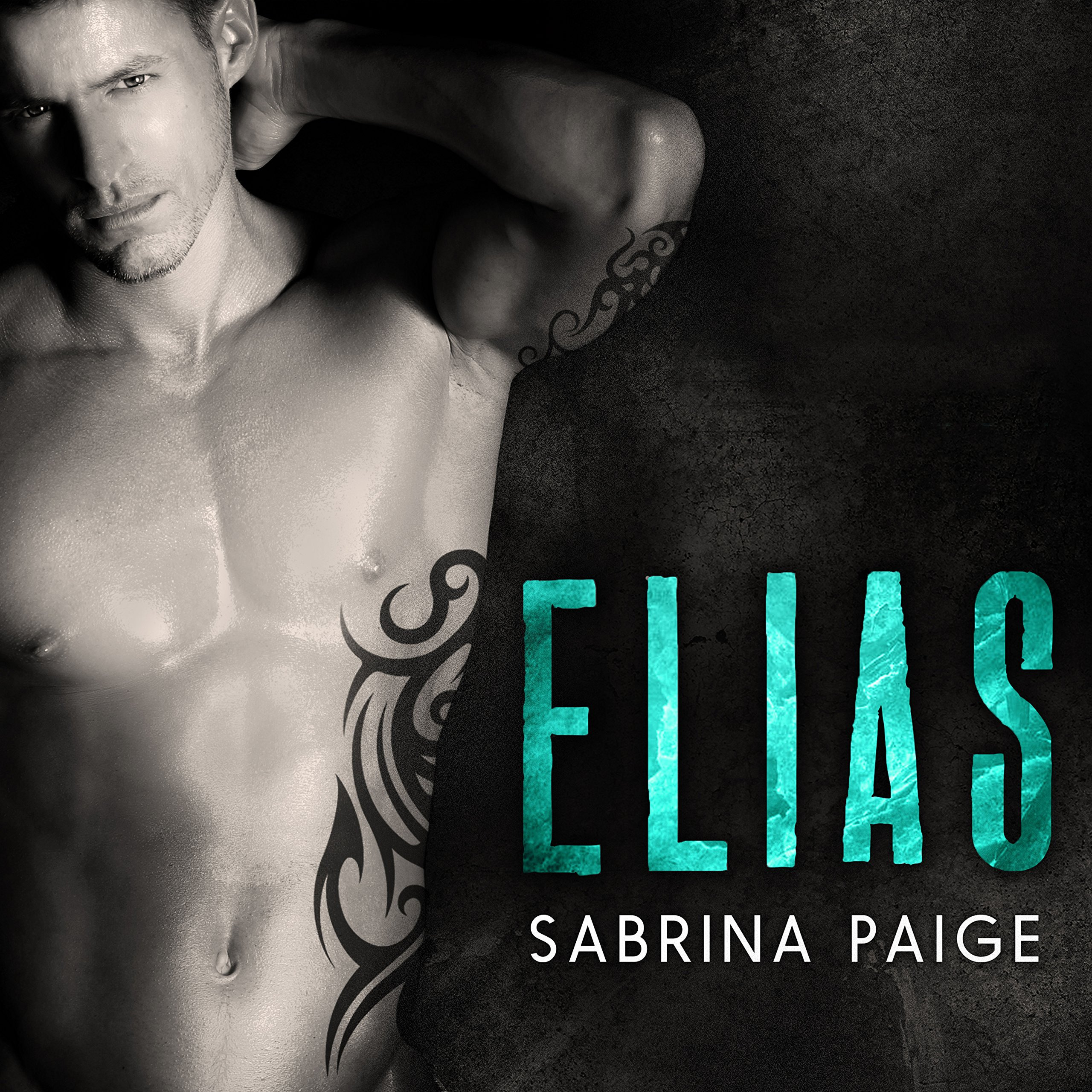 Printable Elias Audiobook Cover Art