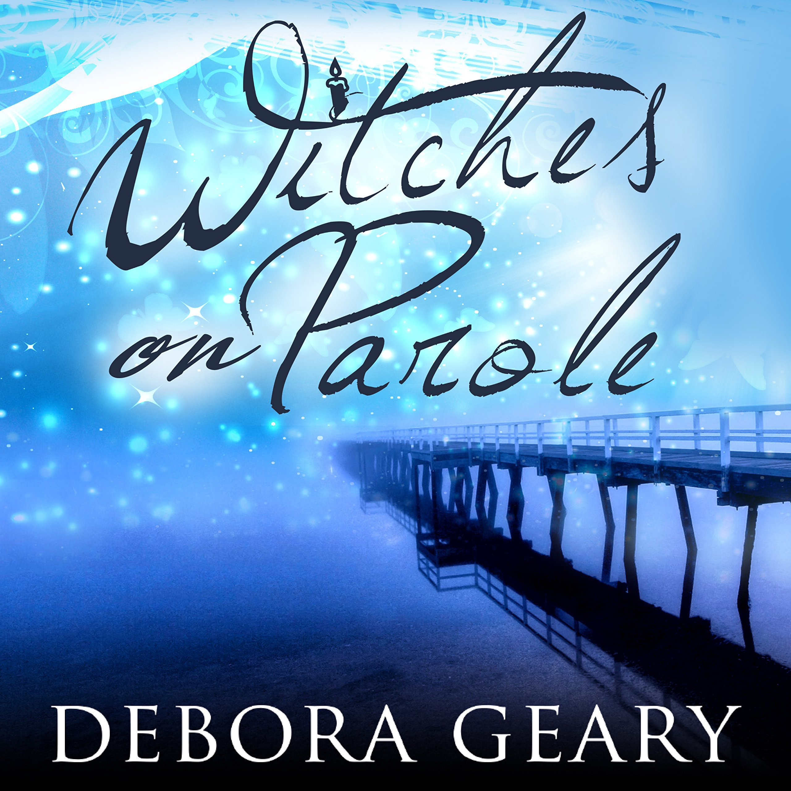 Printable Witches on Parole Audiobook Cover Art