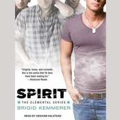Spirit Audiobook, by Brigid Kemmerer