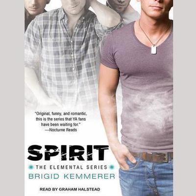 Spirit Audiobook, by Brigid Kemmerer