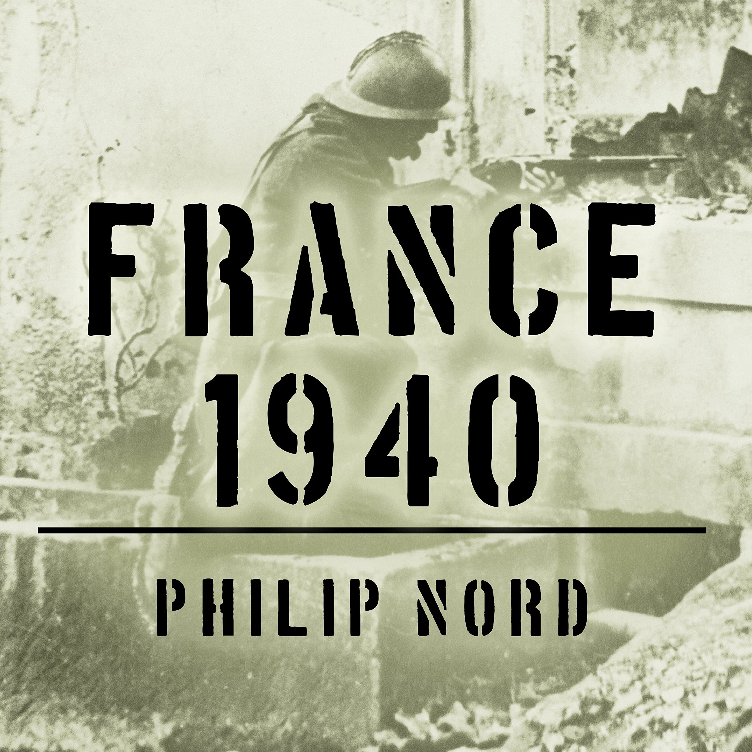 Printable France 1940: Defending the Republic Audiobook Cover Art