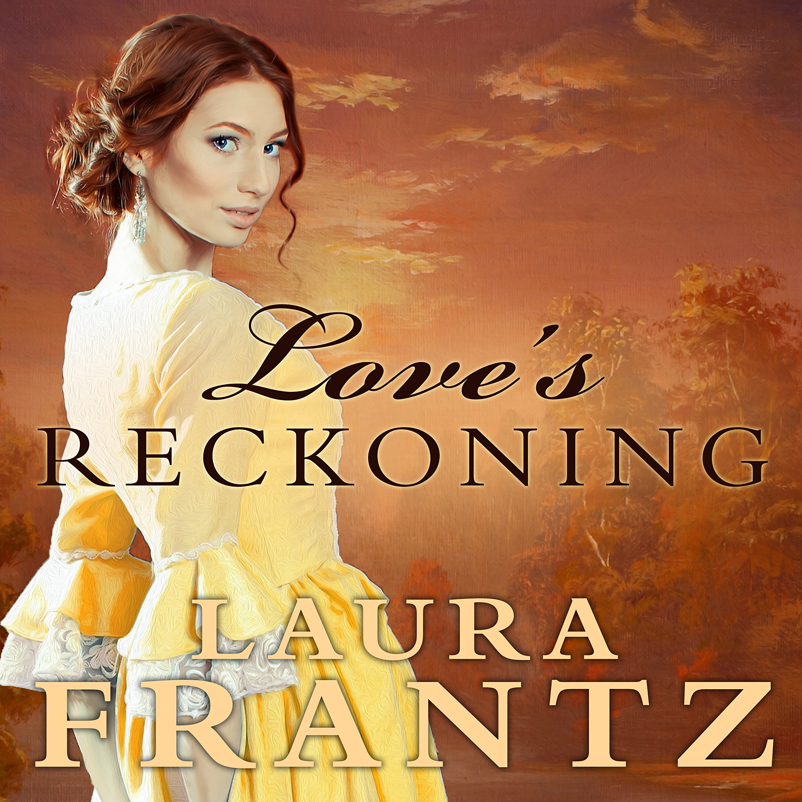 Printable Love's Reckoning Audiobook Cover Art