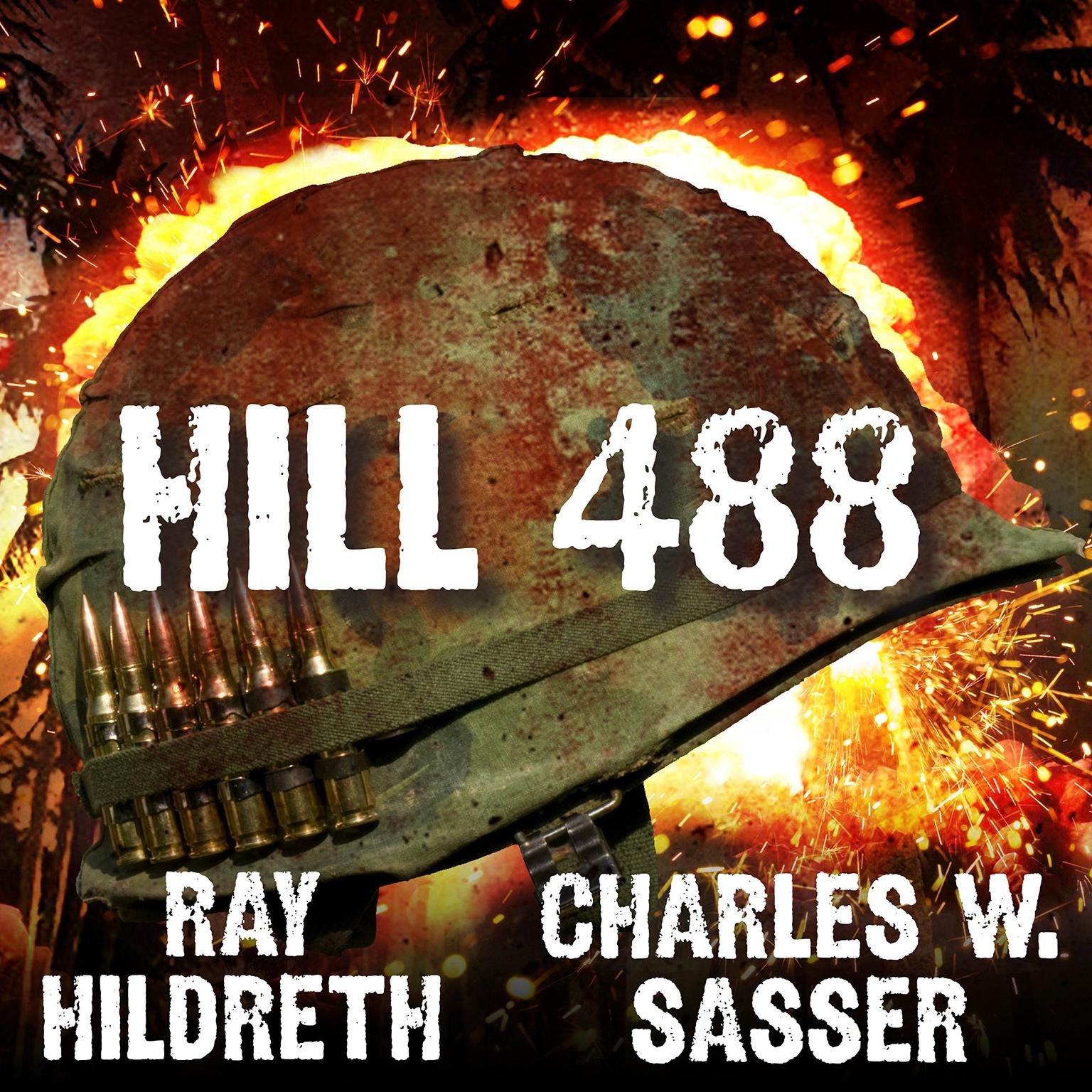 Printable Hill 488 Audiobook Cover Art