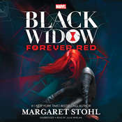 Marvel's Black Widow: Forever Red, by Margaret Stohl