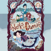 Nooks & Crannies, by Jessica Lawson
