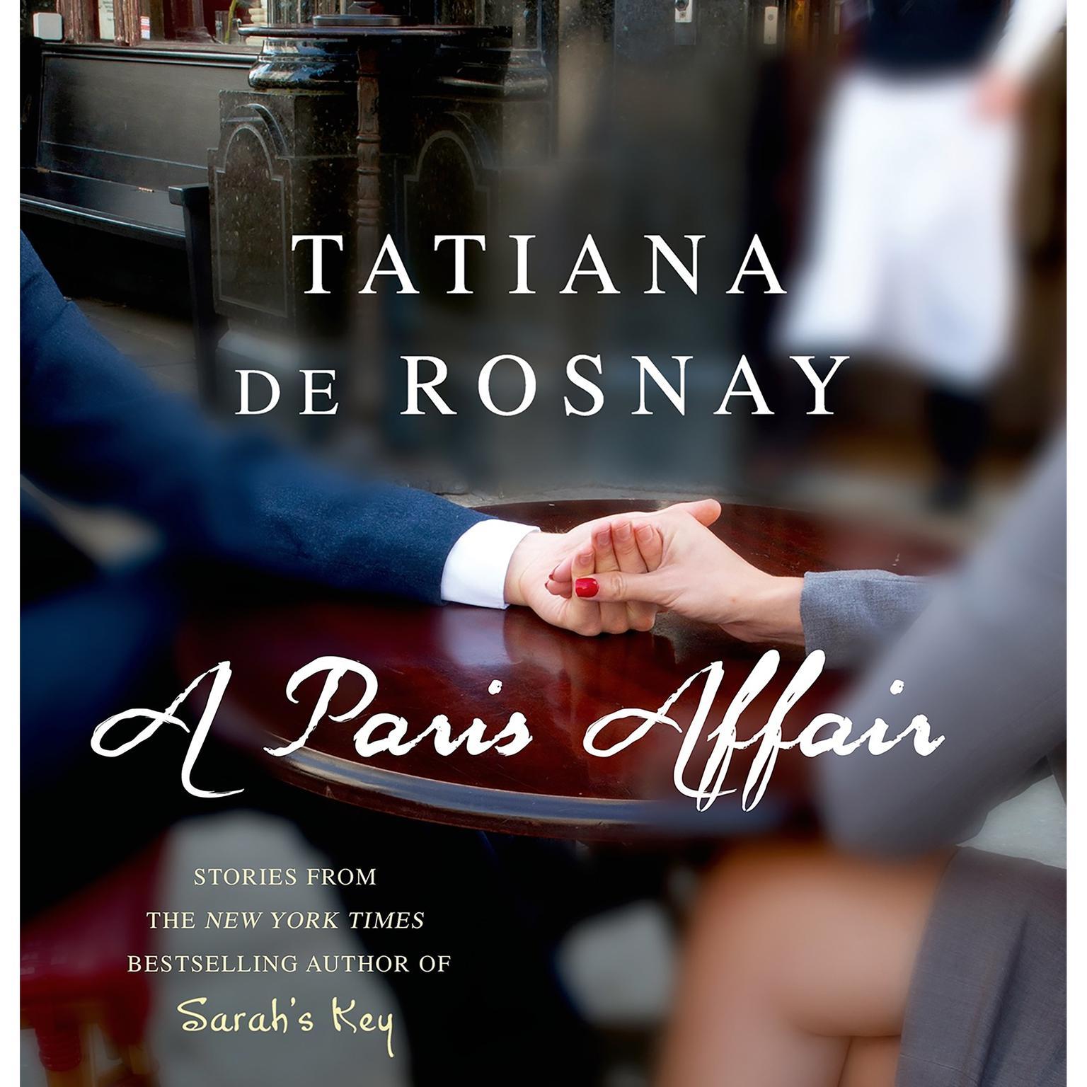 Printable A Paris Affair: A Novel Audiobook Cover Art
