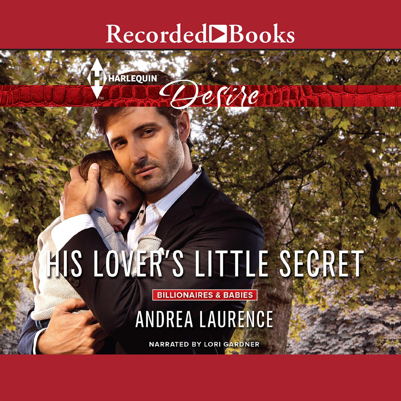 Printable His Lover's Little Secret Audiobook Cover Art