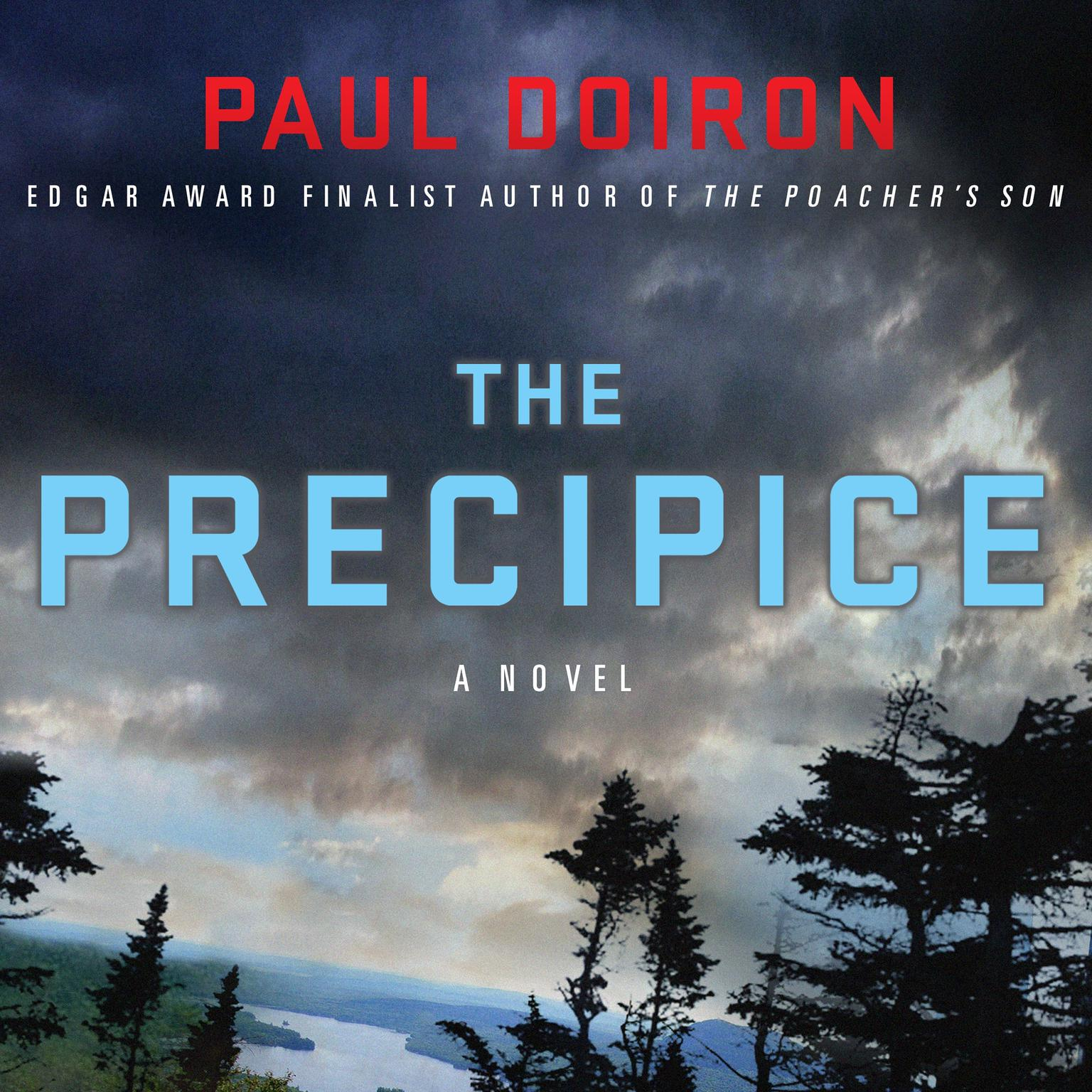 Printable The Precipice: A Novel Audiobook Cover Art