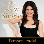 The New Single: Finding, Fixing, and Falling Back in Love with Yourself after a Breakup or Divorce, by Tamsen Fadal