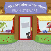 A Wee Murder in My Shop Audiobook, by Fran Stewart