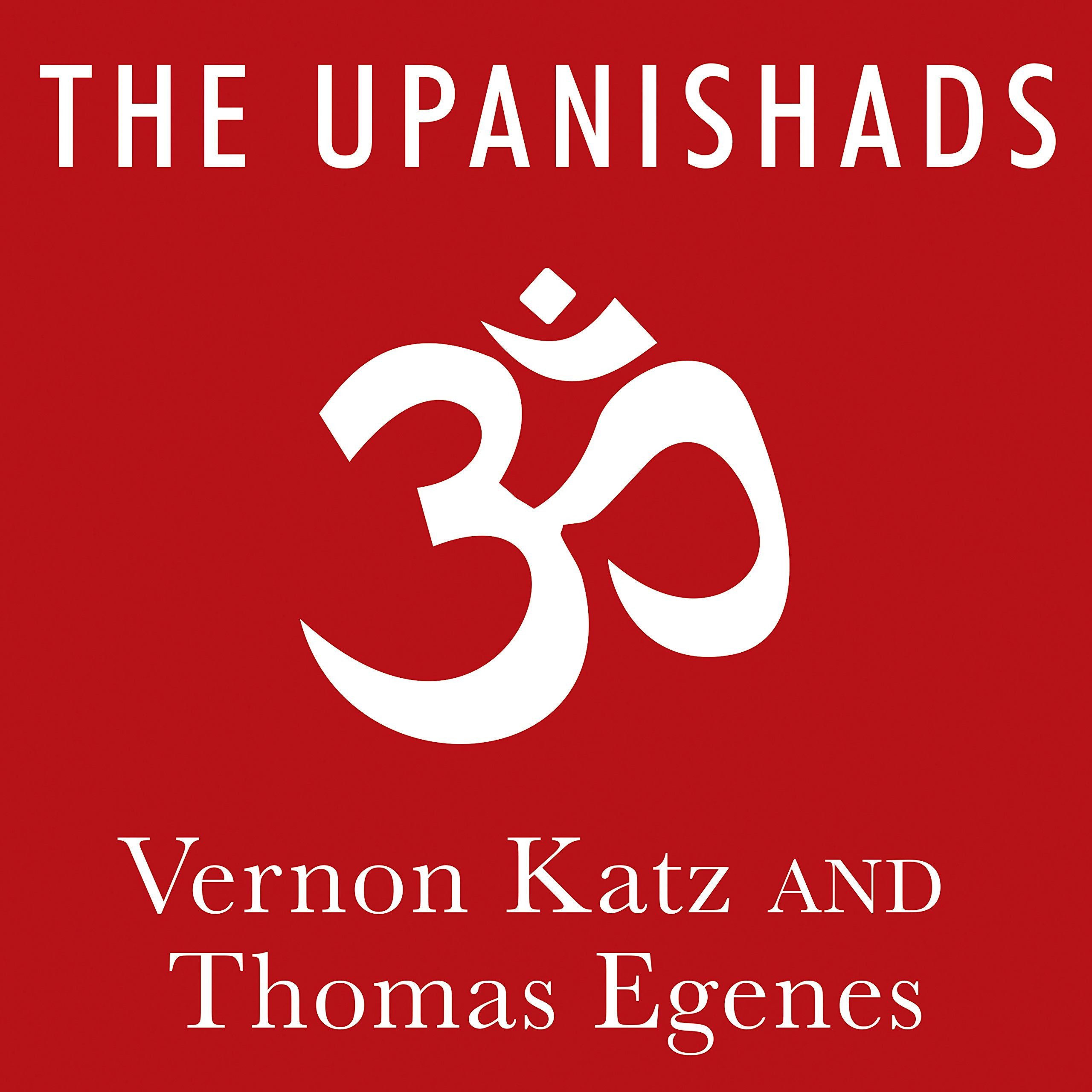 Printable The Upanishads: A New Translation Audiobook Cover Art