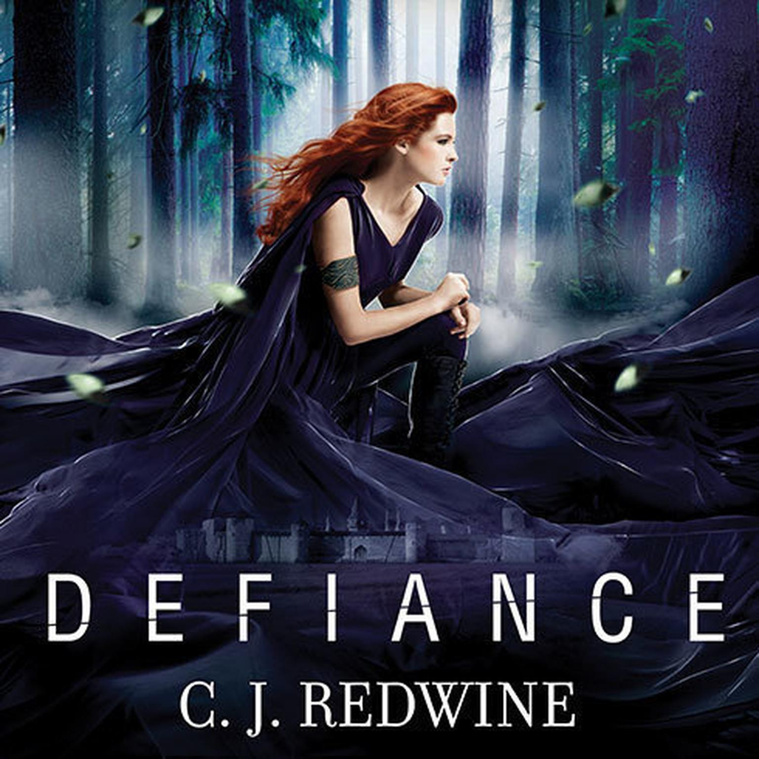 Printable Defiance Audiobook Cover Art
