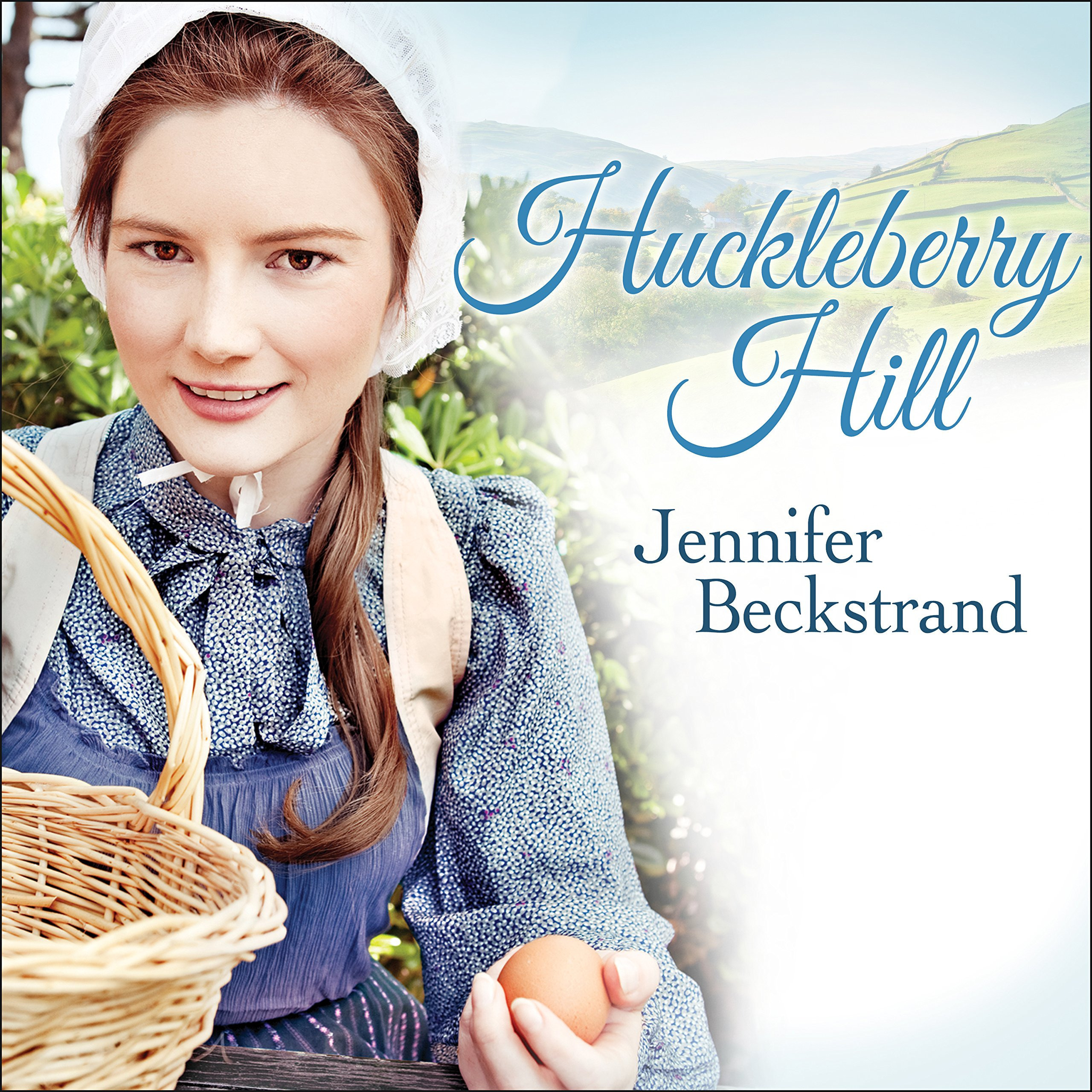 Printable Huckleberry Hill Audiobook Cover Art