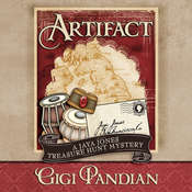 Artifact Audiobook, by Gigi Pandian