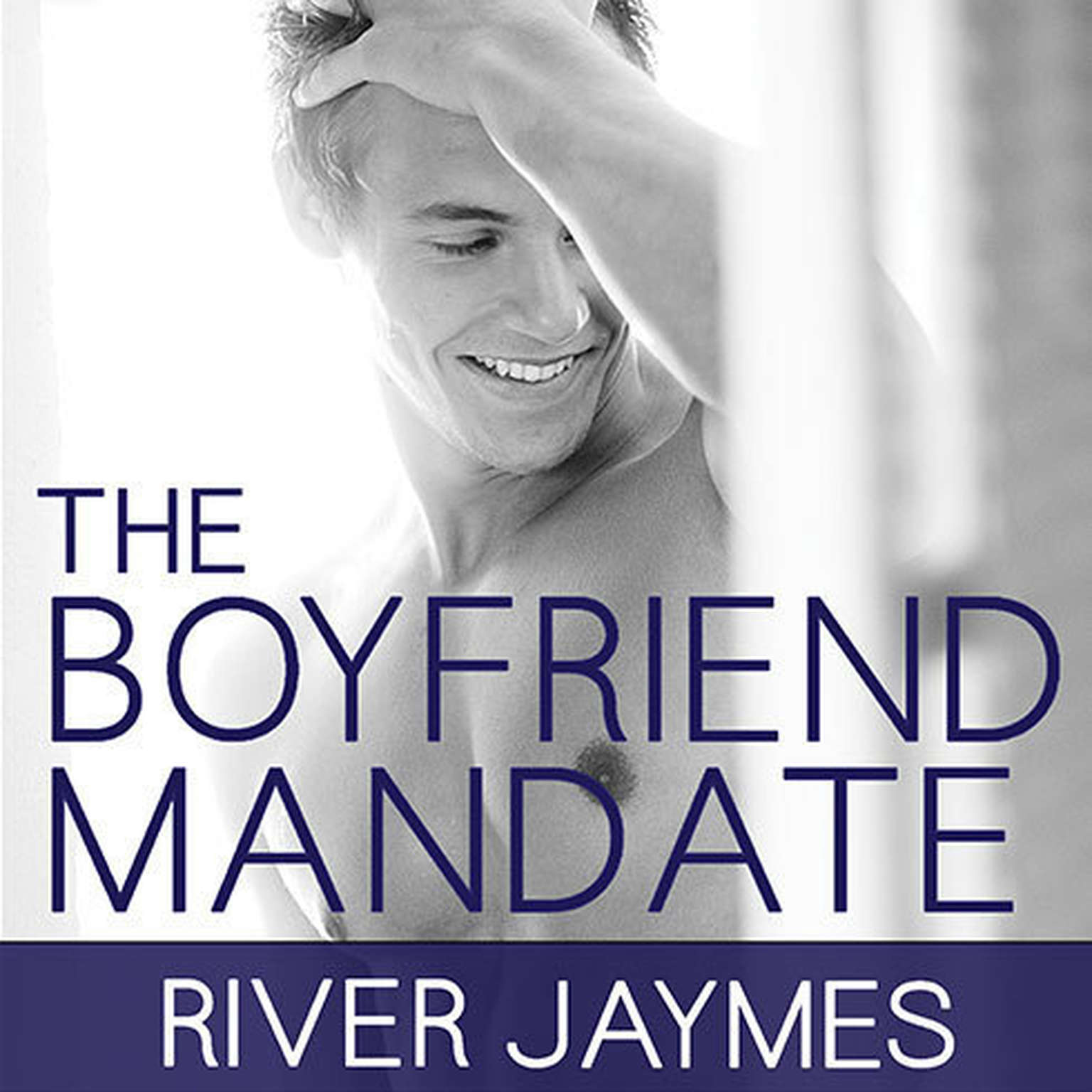 Printable The Boyfriend Mandate Audiobook Cover Art