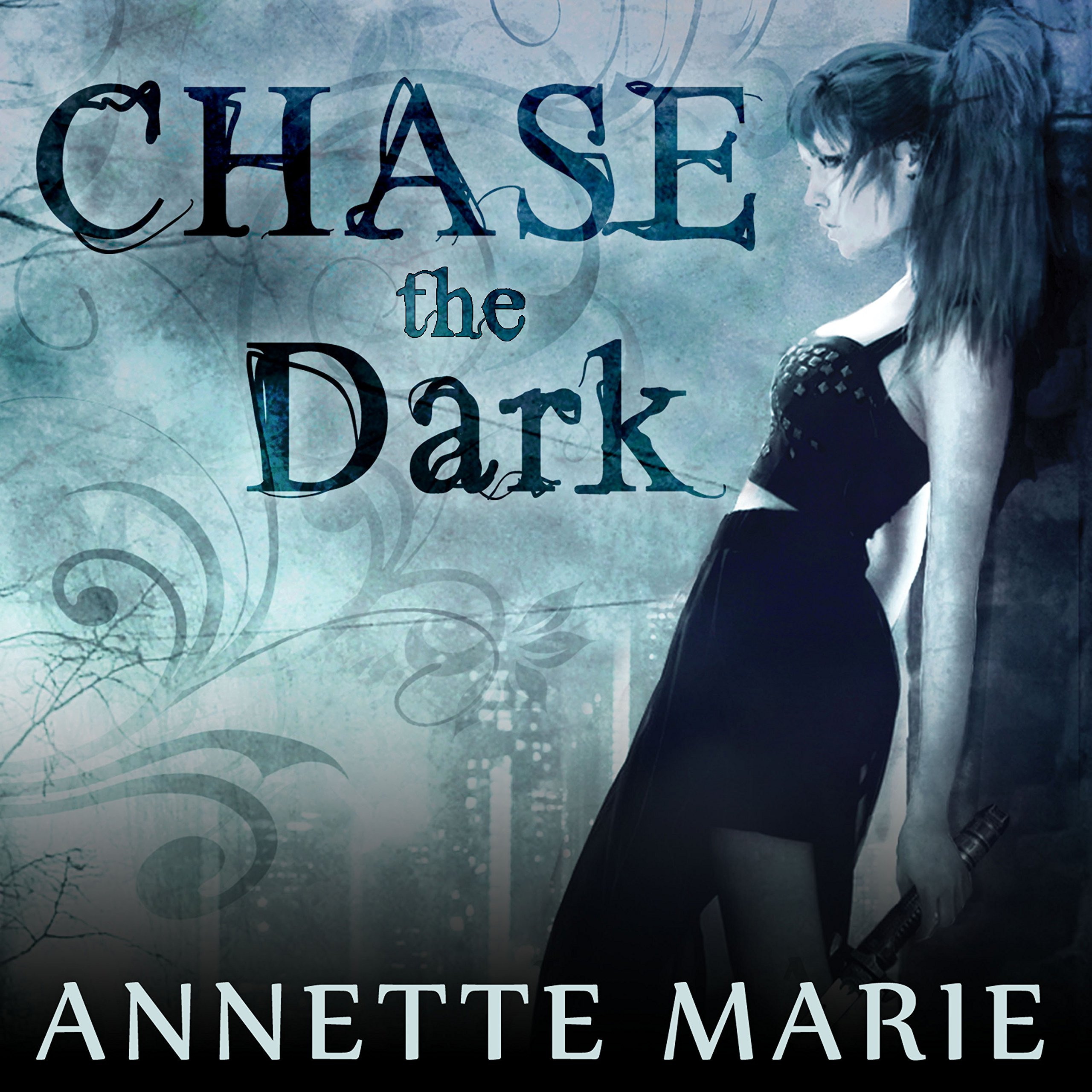 Printable Chase the Dark: Book One of the Steel & Stone Series Audiobook Cover Art