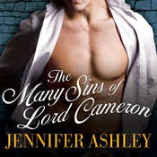 The Many Sins of Lord Cameron, by Jennifer Ashley