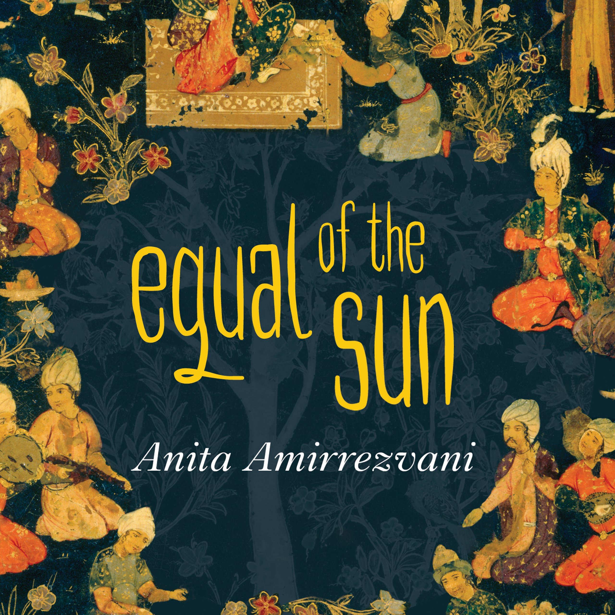 Printable Equal of the Sun: A Novel Audiobook Cover Art