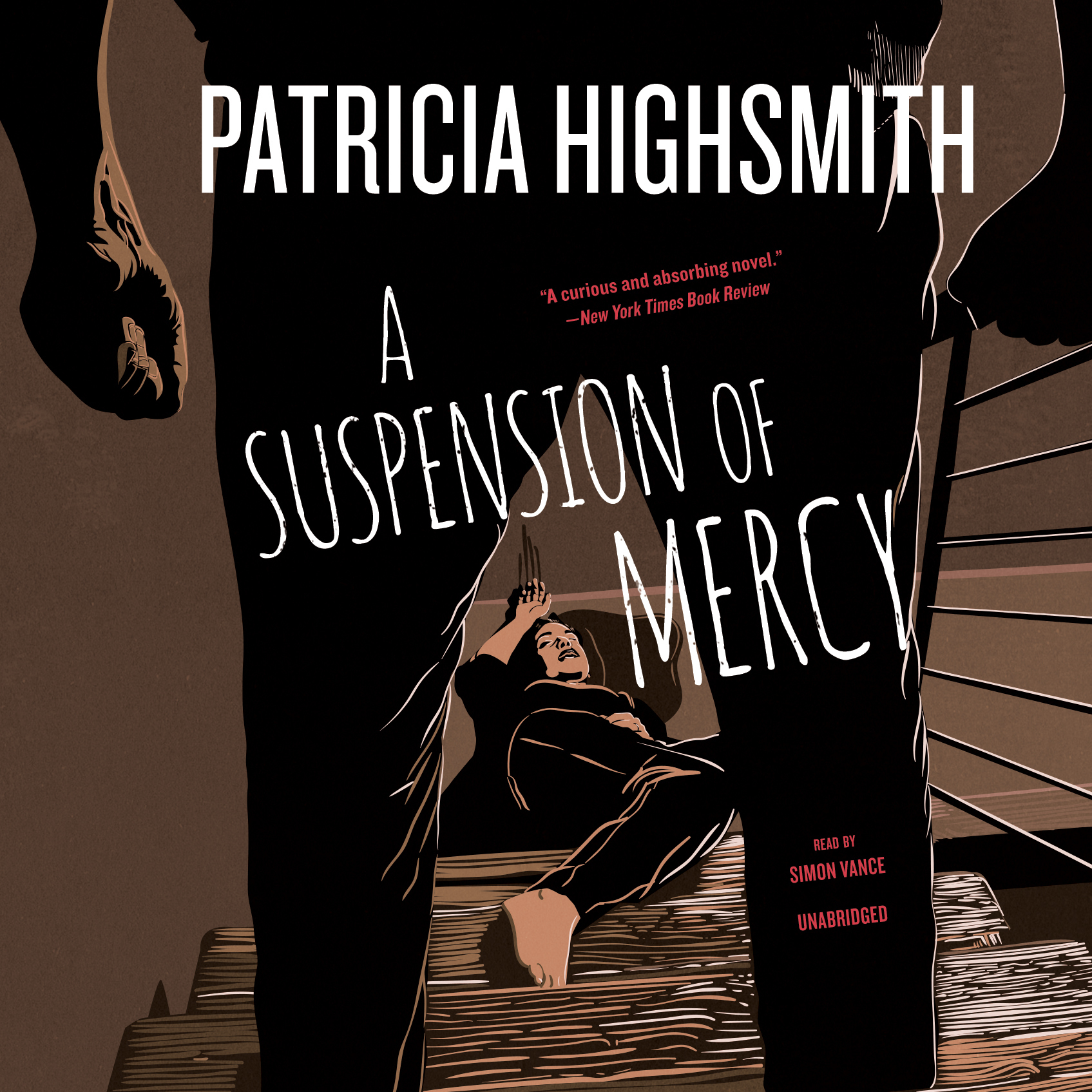 Printable A Suspension of Mercy Audiobook Cover Art
