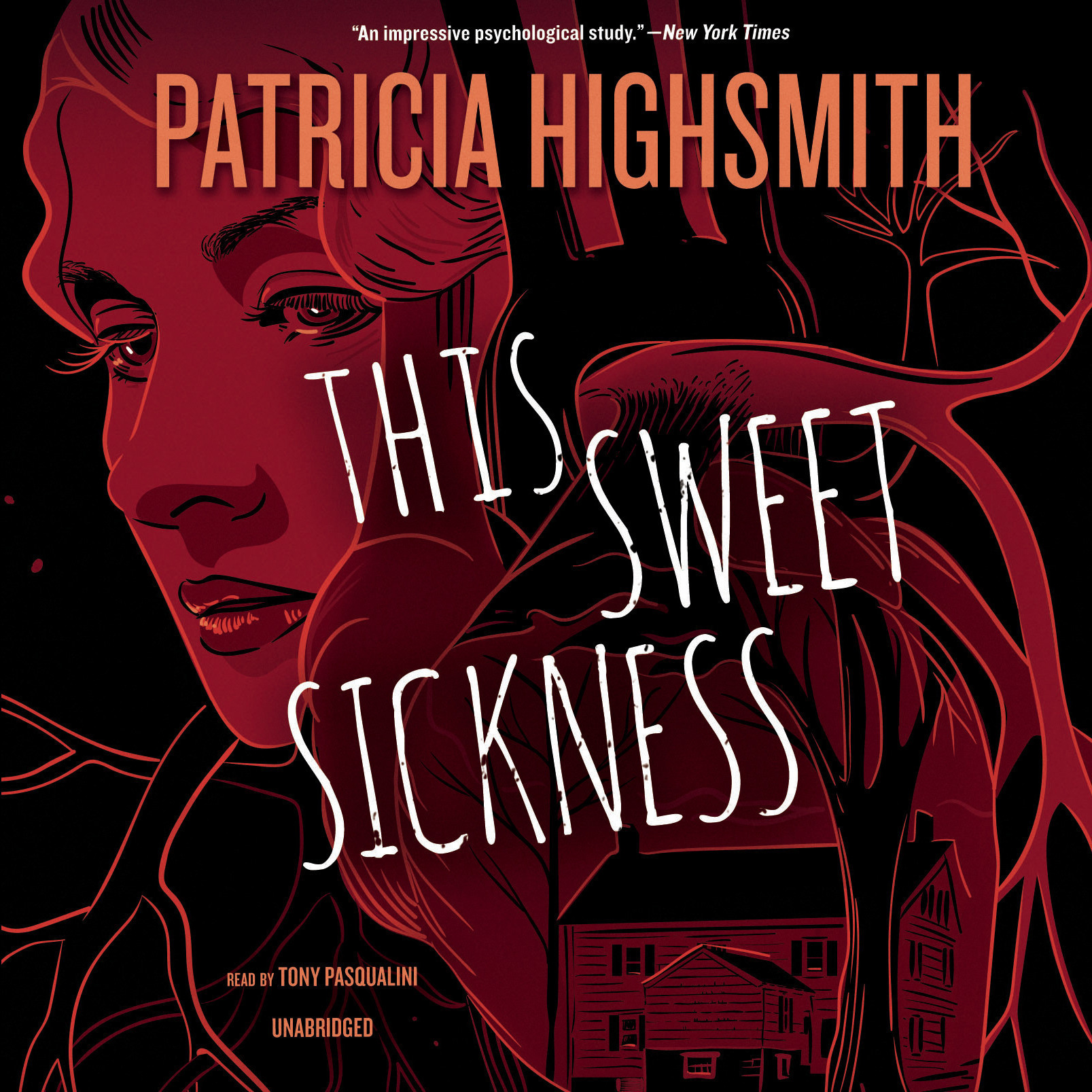 Printable This Sweet Sickness Audiobook Cover Art