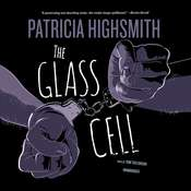 The Glass Cell Audiobook, by Patricia Highsmith