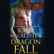Dragon Fall Audiobook, by Katie MacAlister