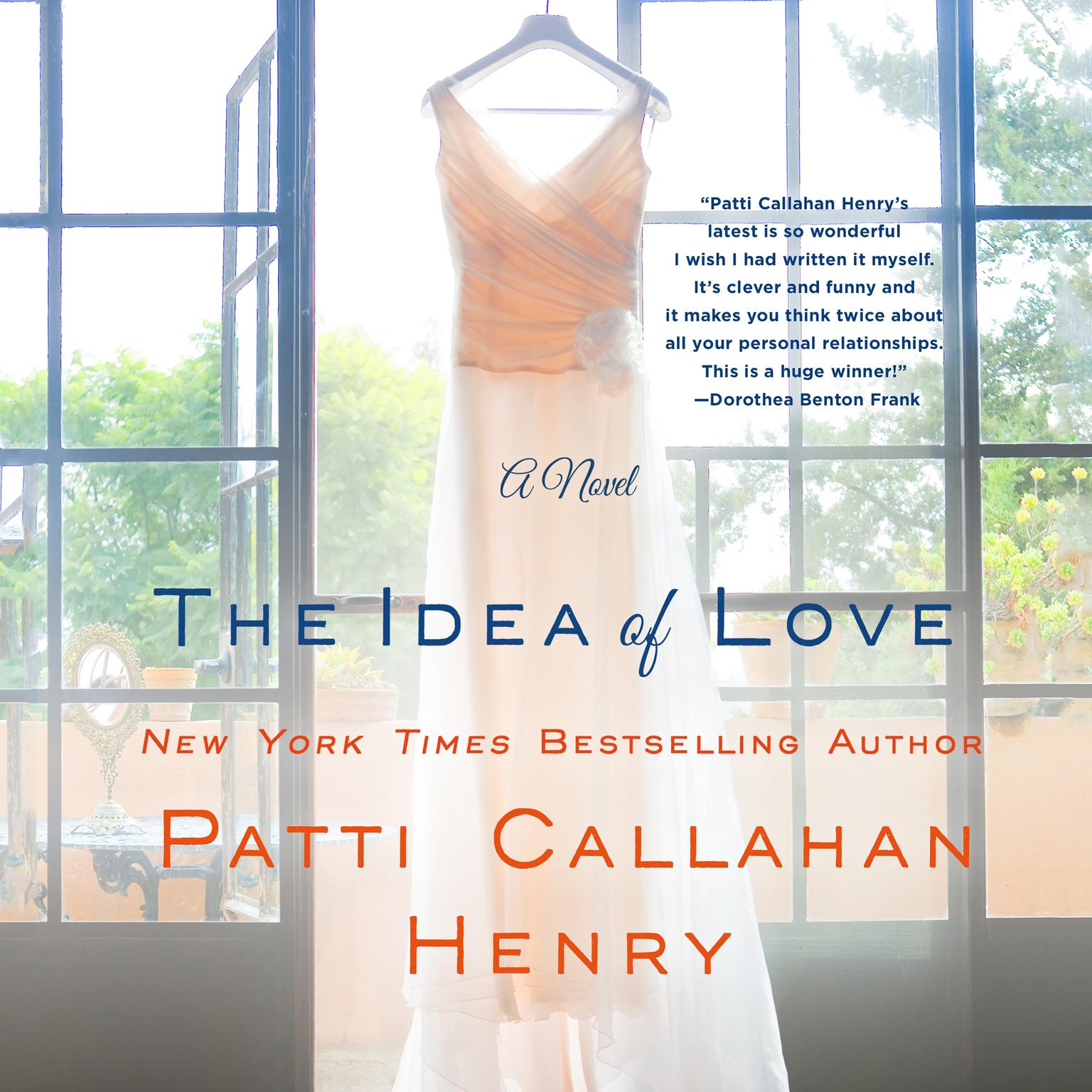 Printable The Idea of Love: A Novel Audiobook Cover Art