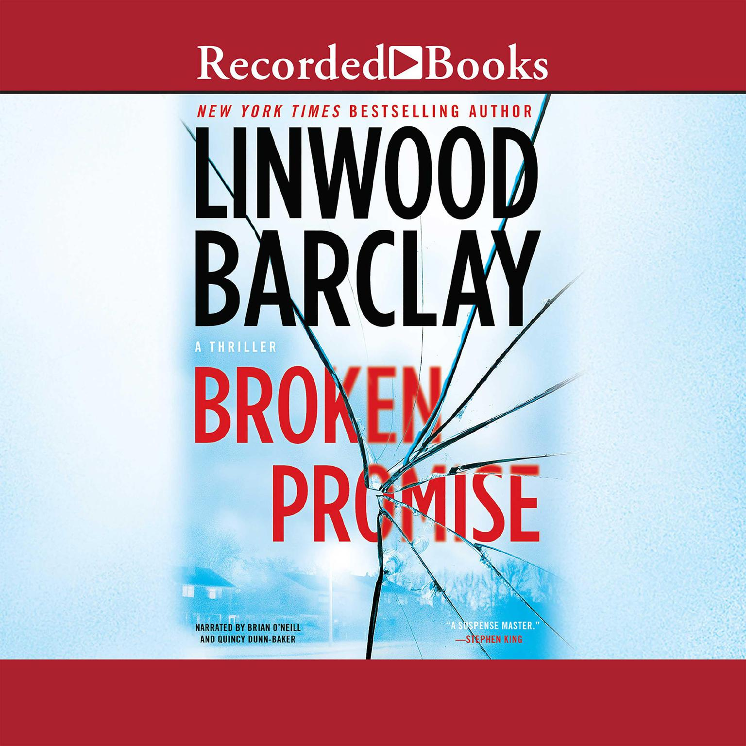 Printable Broken Promise Audiobook Cover Art