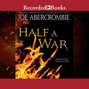 Half A War Audiobook, by Joe Abercrombie