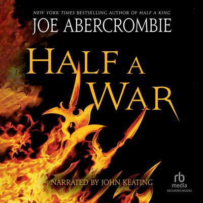 Half A War Audiobook, by Joe Abercrombie
