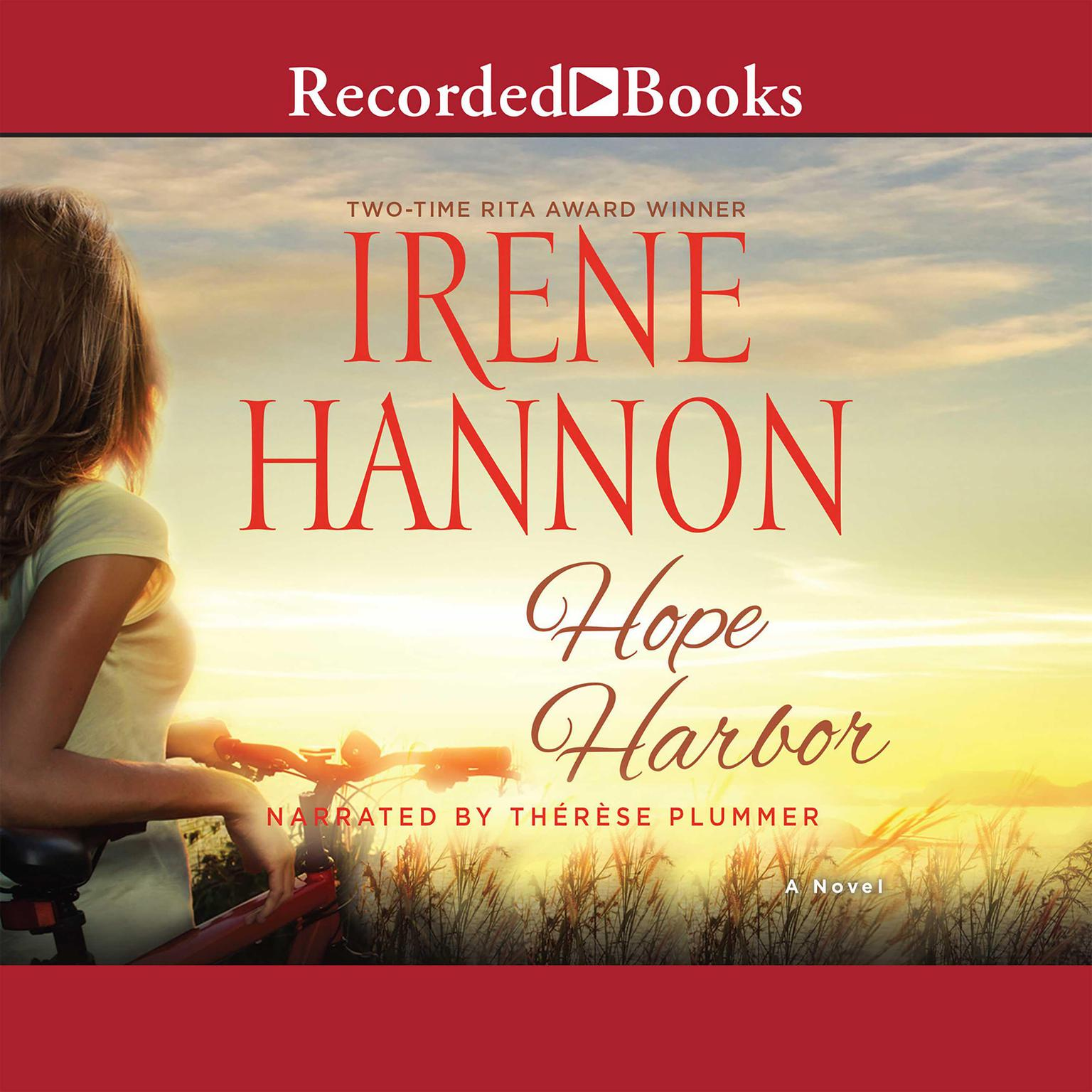 Printable Hope Harbor: A Novel Audiobook Cover Art