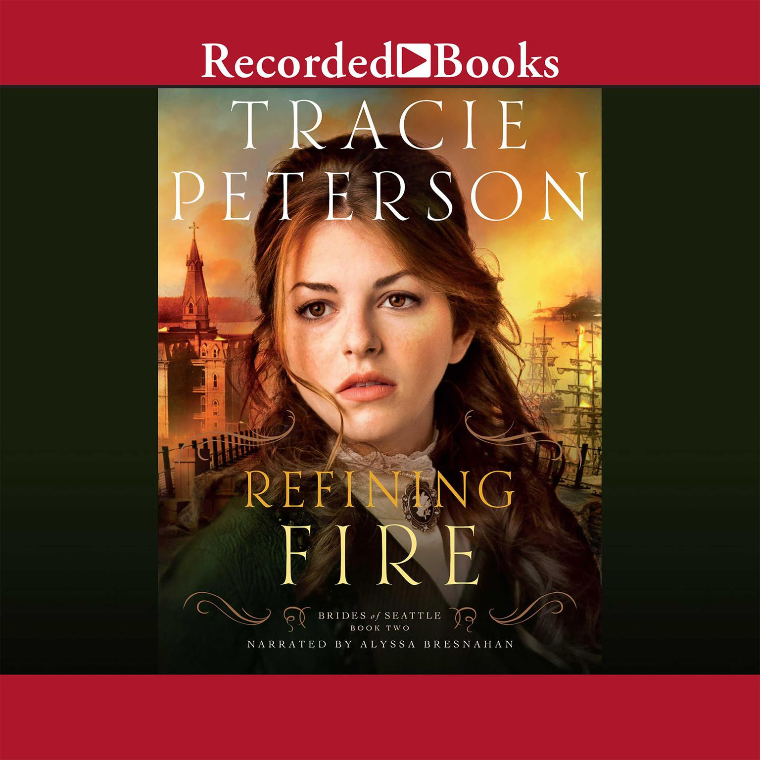 Printable Refining Fire Audiobook Cover Art