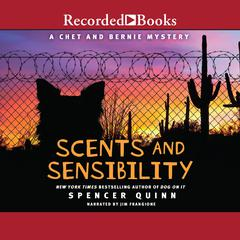 Scents and Sensibility Audiobook, by Spencer Quinn
