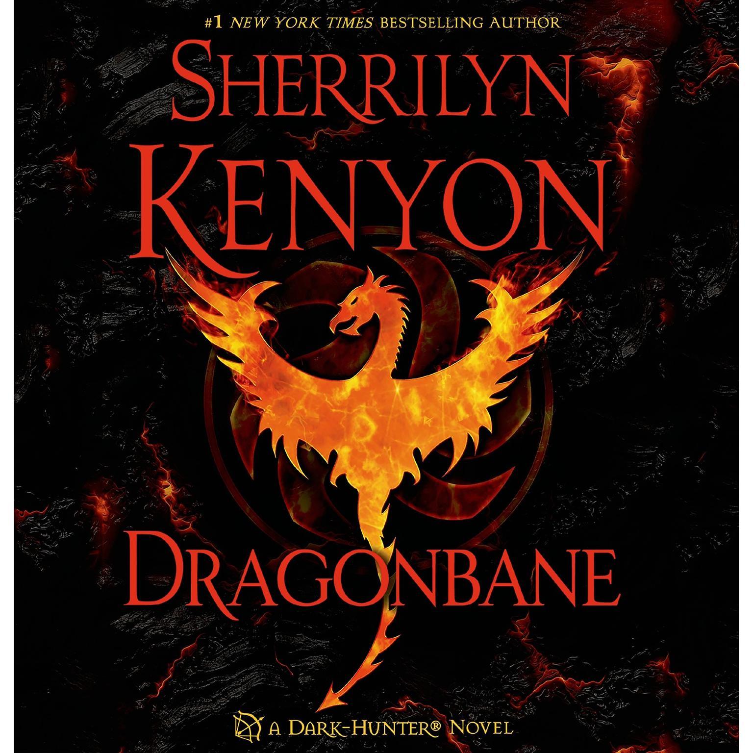 Printable Dragonbane: A Dark-Hunter Novel Audiobook Cover Art