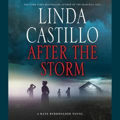 After the Storm: A Kate Burkholder Novel Audiobook, by Linda Castillo