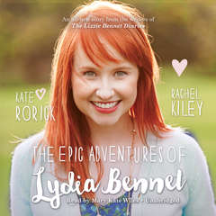 The Epic Adventures of Lydia Bennet Audiobook, by Kate Rorick, Rachel Kiley