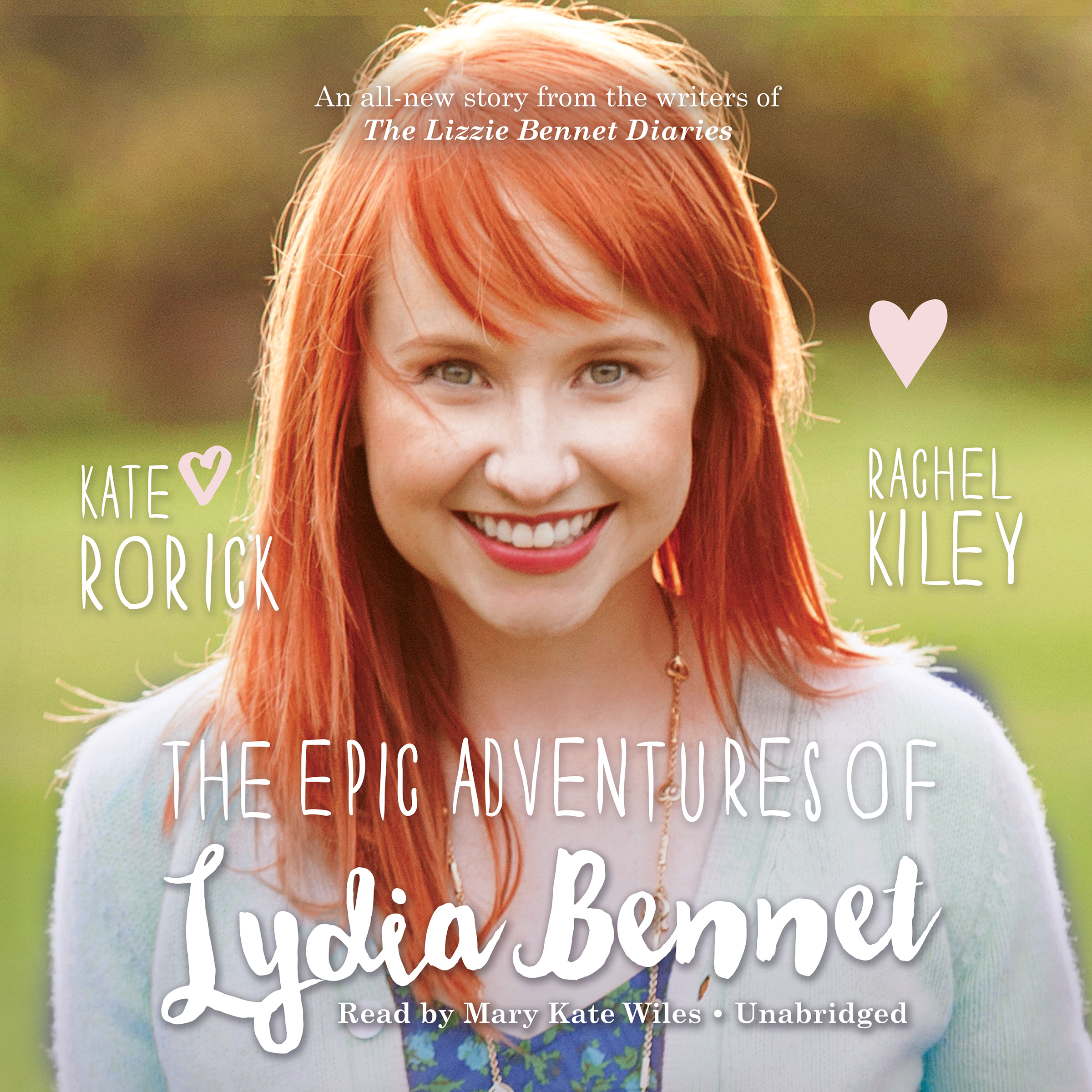 Printable The Epic Adventures of Lydia Bennet Audiobook Cover Art