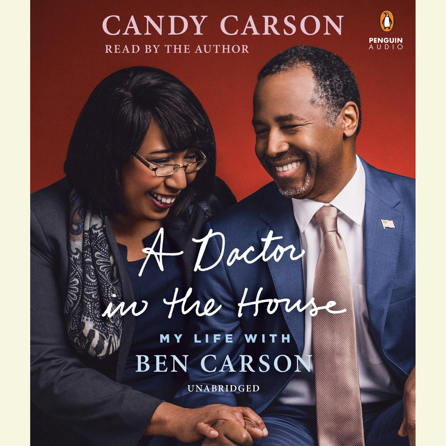 Printable A Doctor in the House: My Life with Ben Carson Audiobook Cover Art