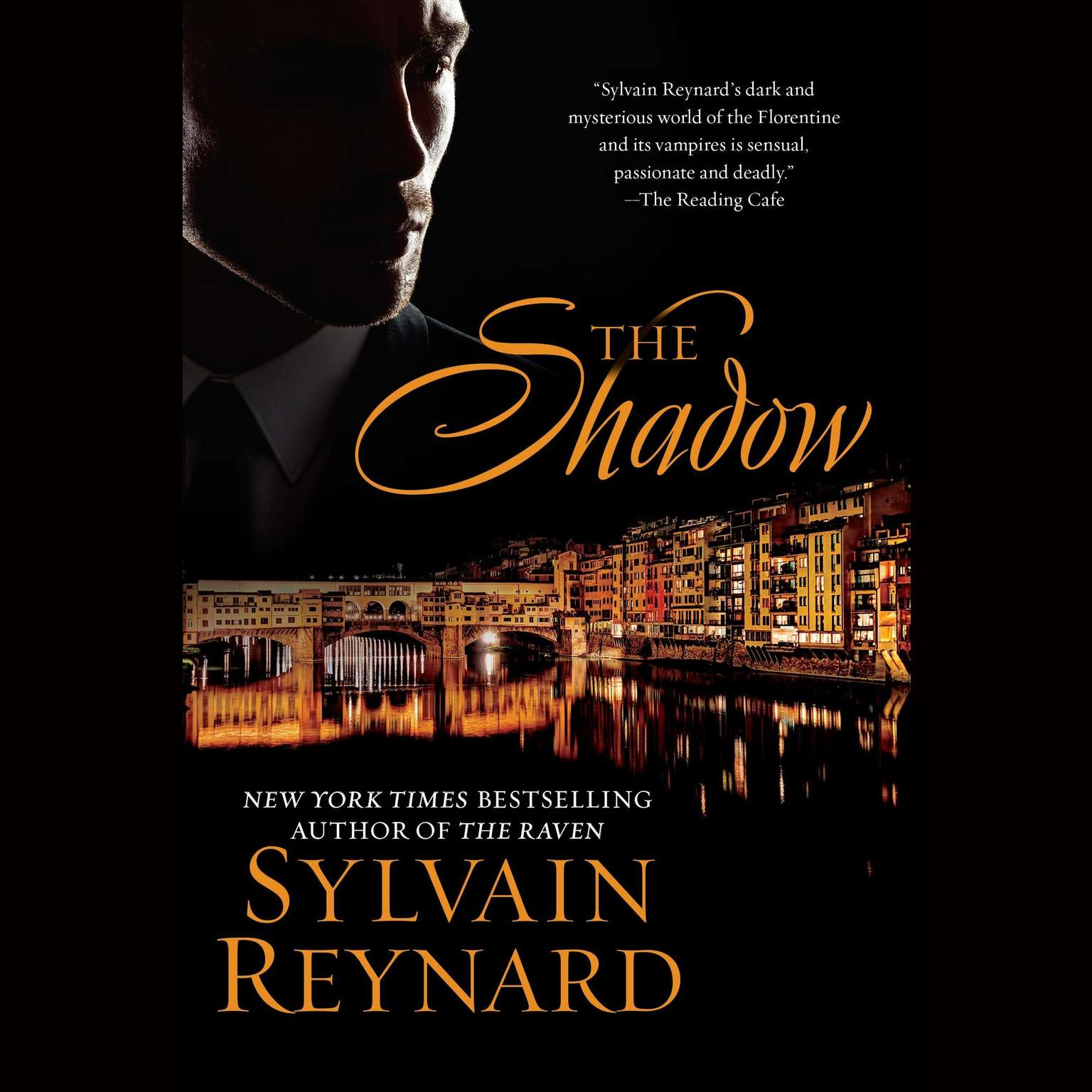 Printable The Shadow Audiobook Cover Art