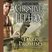Dark Promises: A Carpathian Novel, by Christine Feehan