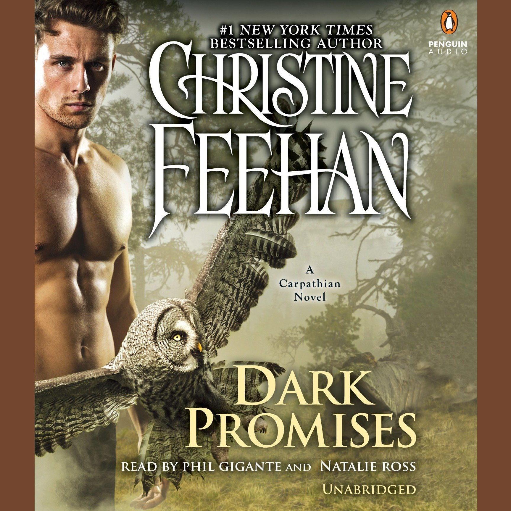 Printable Dark Promises: A Carpathian Novel Audiobook Cover Art