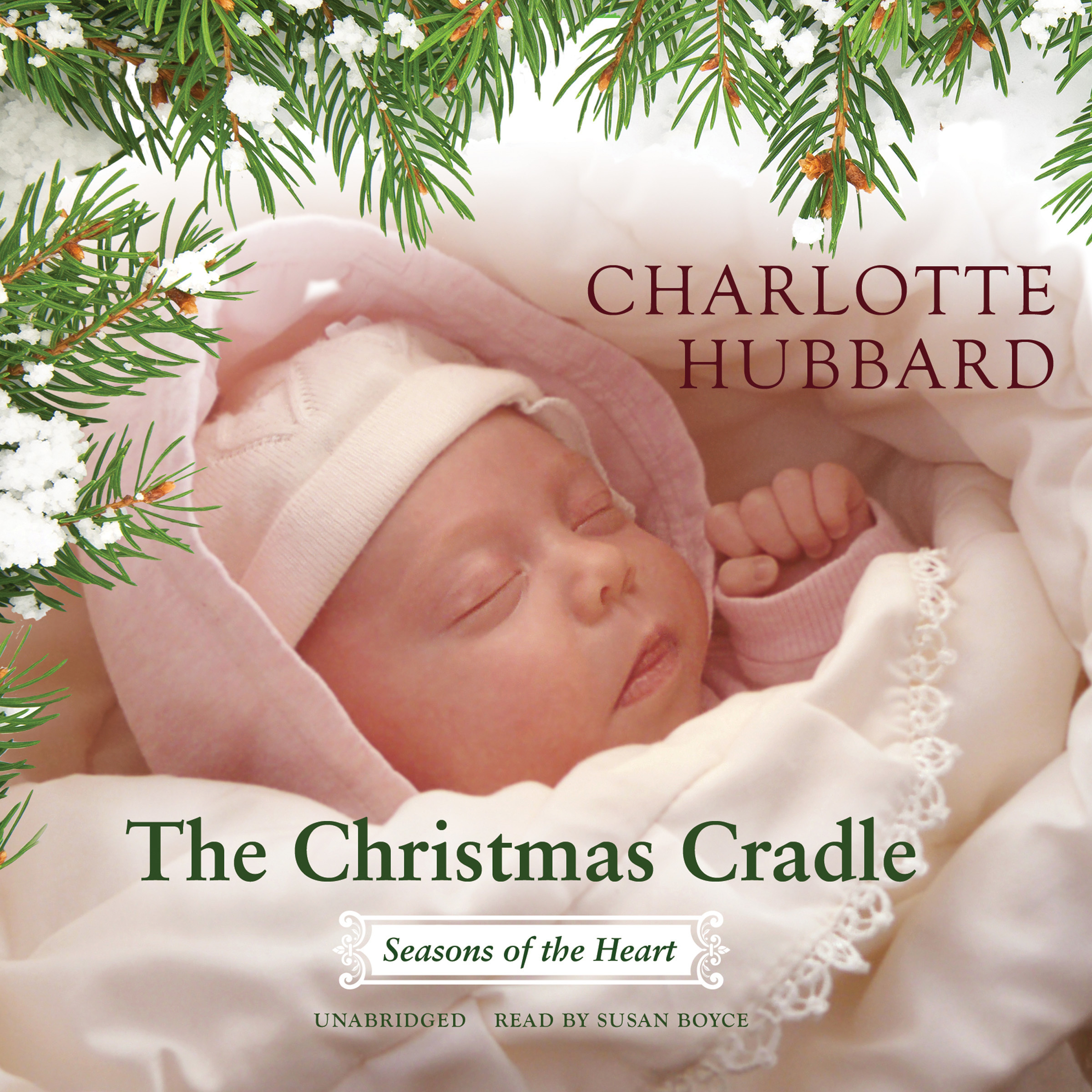 Printable The Christmas Cradle Audiobook Cover Art