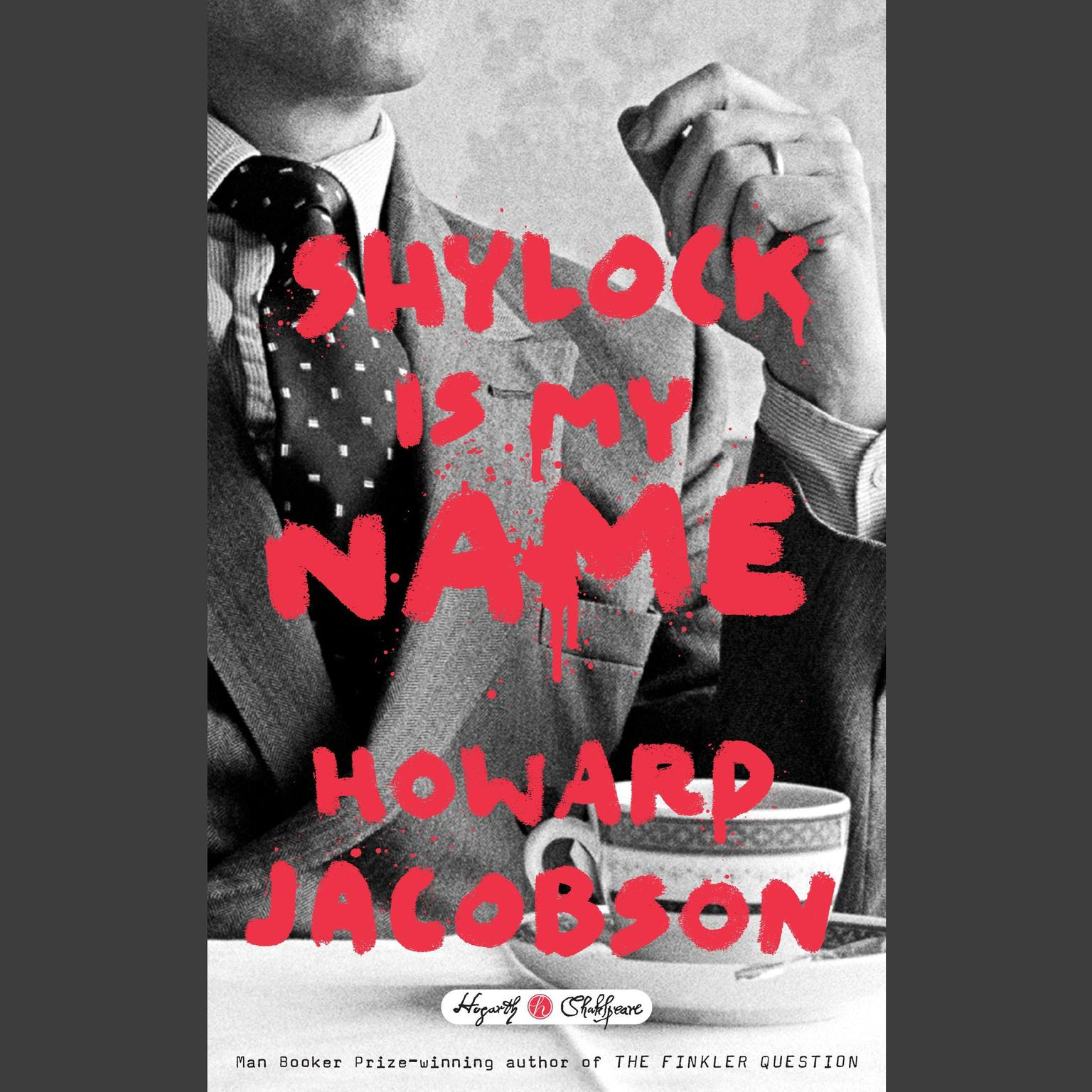 Printable Shylock Is My Name Audiobook Cover Art