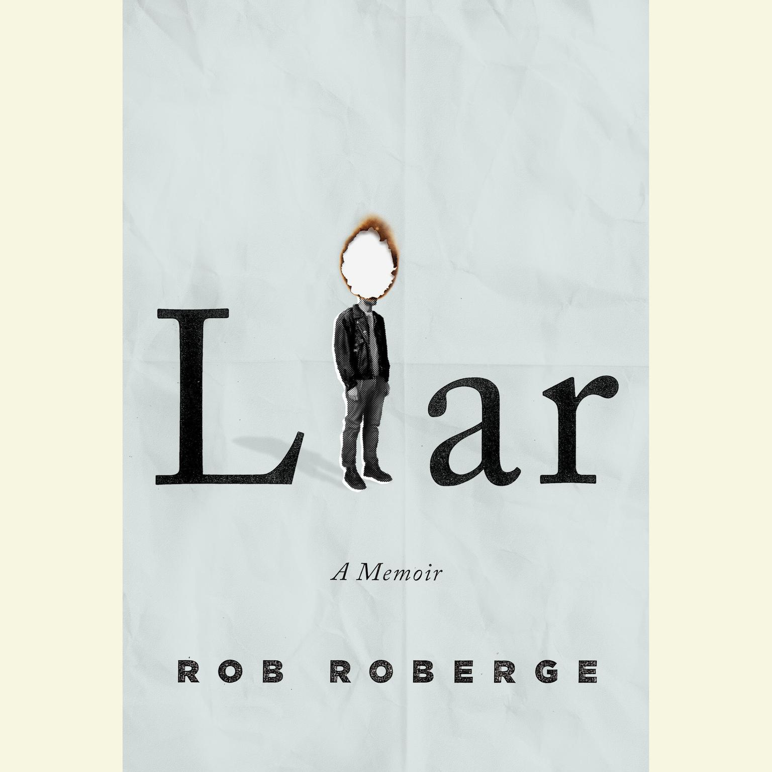 Printable Liar: A Memoir Audiobook Cover Art
