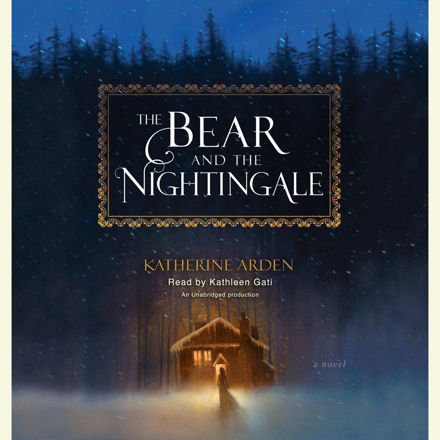 Printable The Bear and the Nightingale: A Novel Audiobook Cover Art
