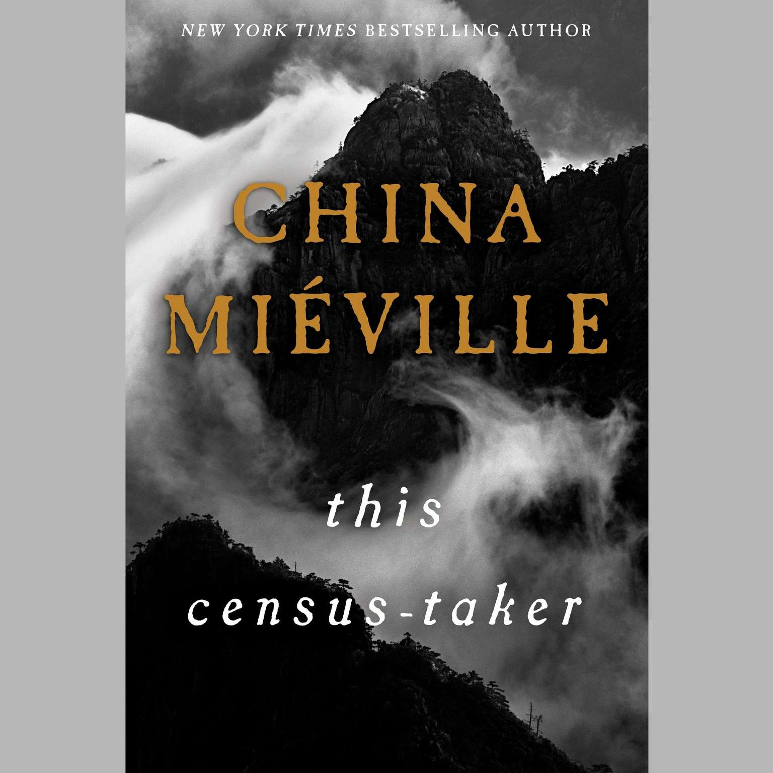Printable This Census-Taker Audiobook Cover Art