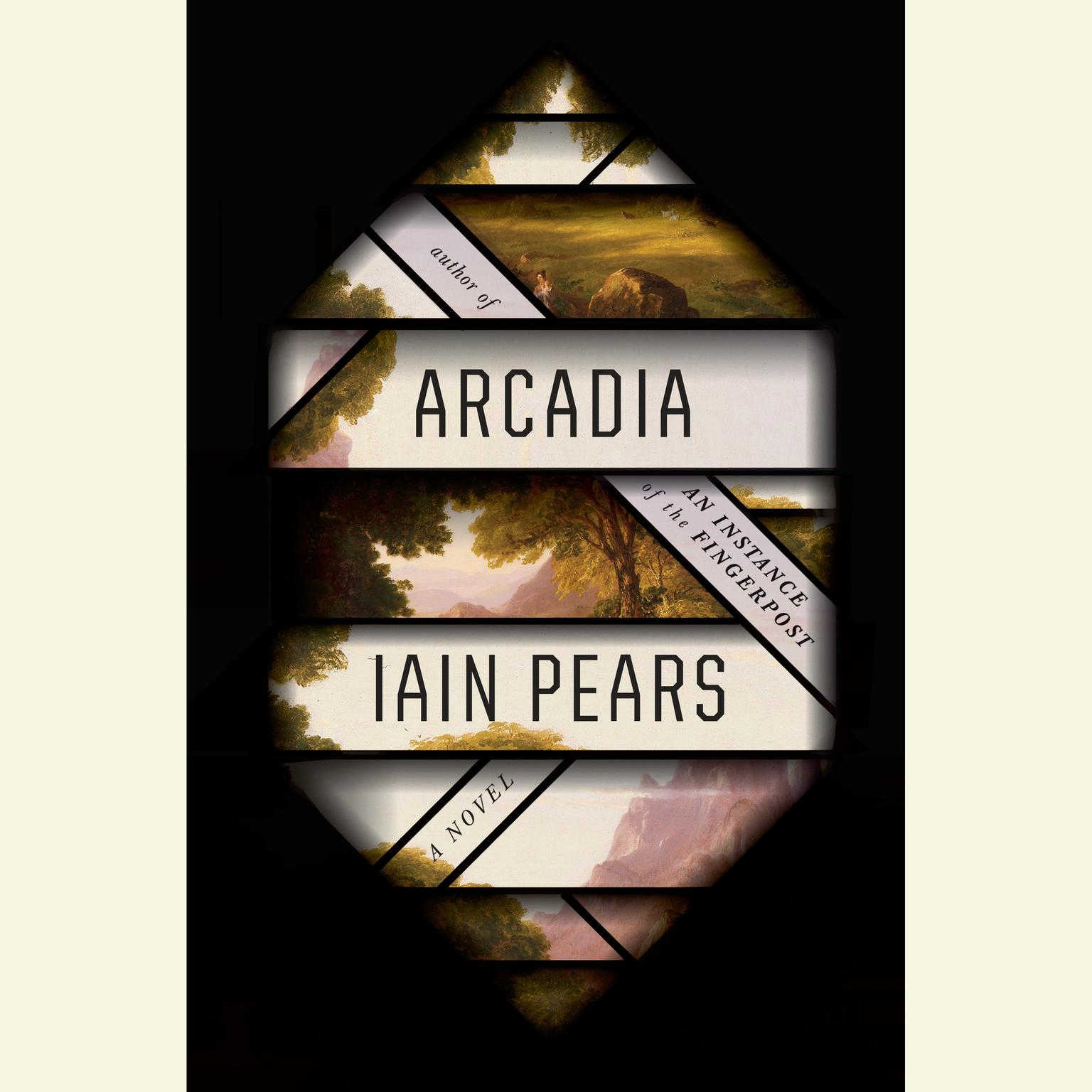 Printable Arcadia: A novel Audiobook Cover Art