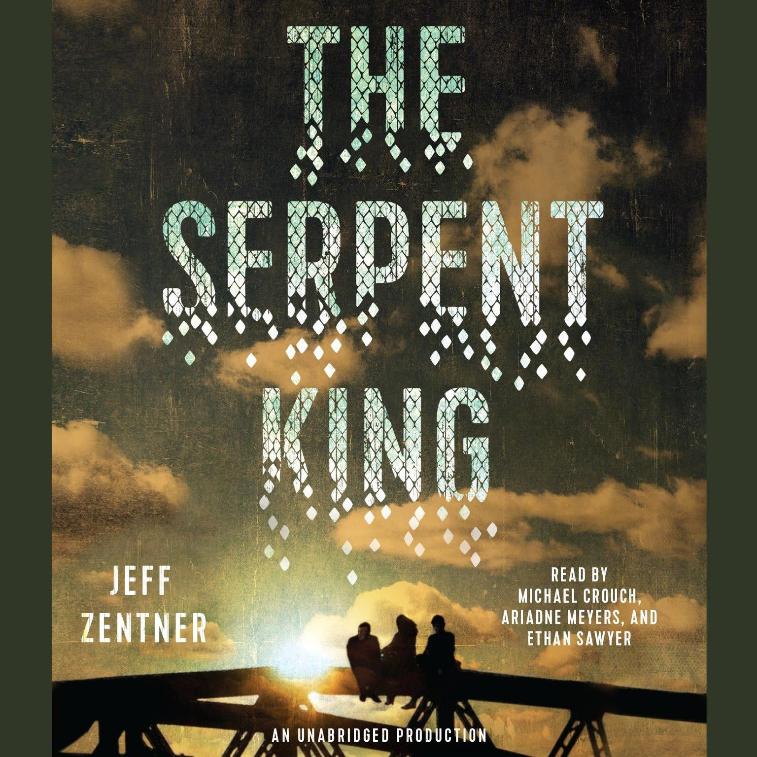 Printable The Serpent King Audiobook Cover Art