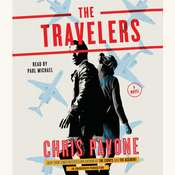 The Travelers: A Novel Audiobook, by Chris Pavone